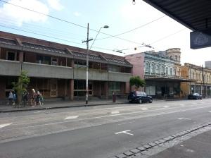 Bâtiments sur Fitzroy Street