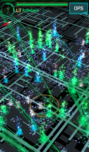 Ingress dans Melbourne, champ de bataille