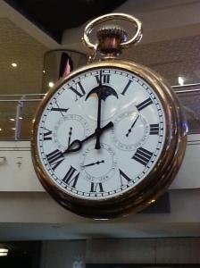 Marionette Clock de Melbourne Central