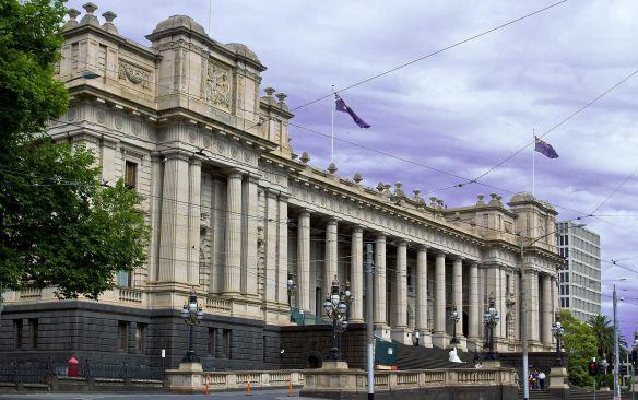Bâtiment du parlement de l'État de Victoria