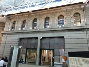 Intérieur de la State Library