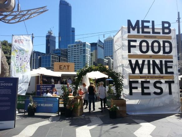 Boulangerie du Melbourne Food & Wine Festival