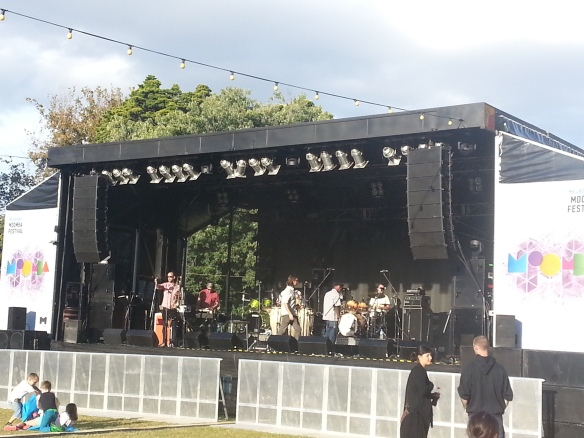 Musique au Moomba festival