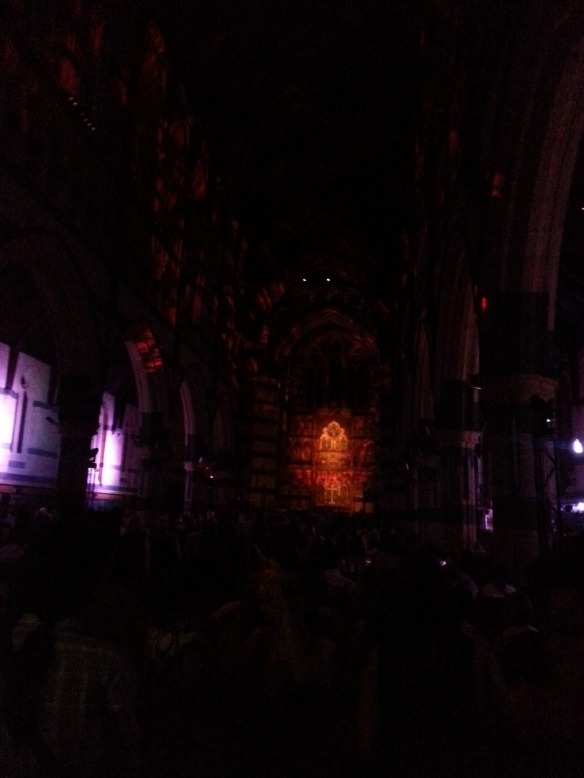 St-Paul de nuit